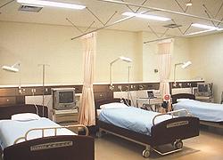 胎児集中治療室写真