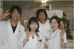 研修医 松尾 彩子